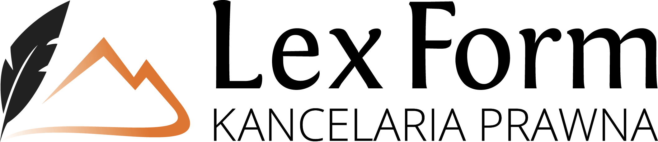 Logotyp - Kancelaria Prawna LexForm