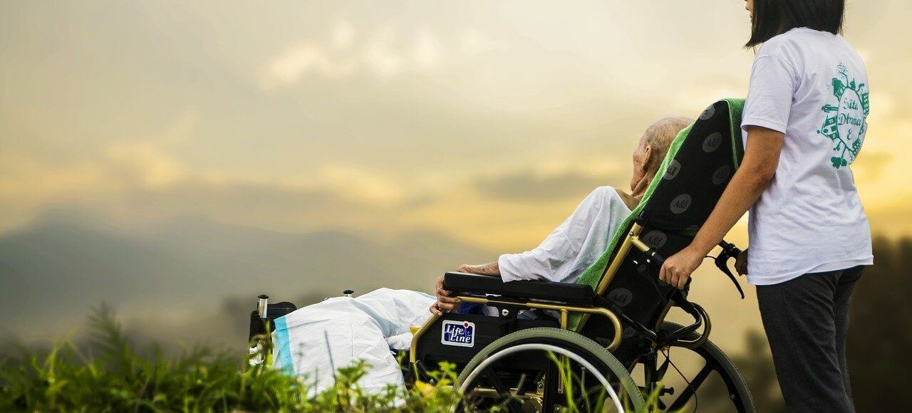 Opieka nad niepełnosprawnym