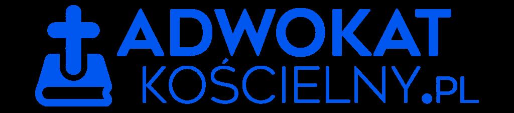 Logotyp - Adwokat Kościelny