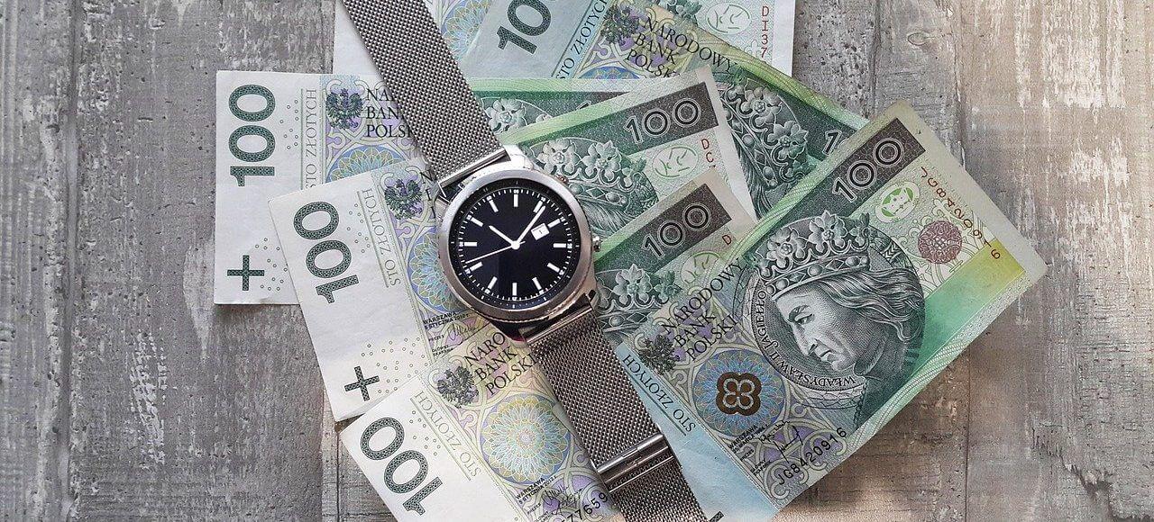 Czas na pieniądze