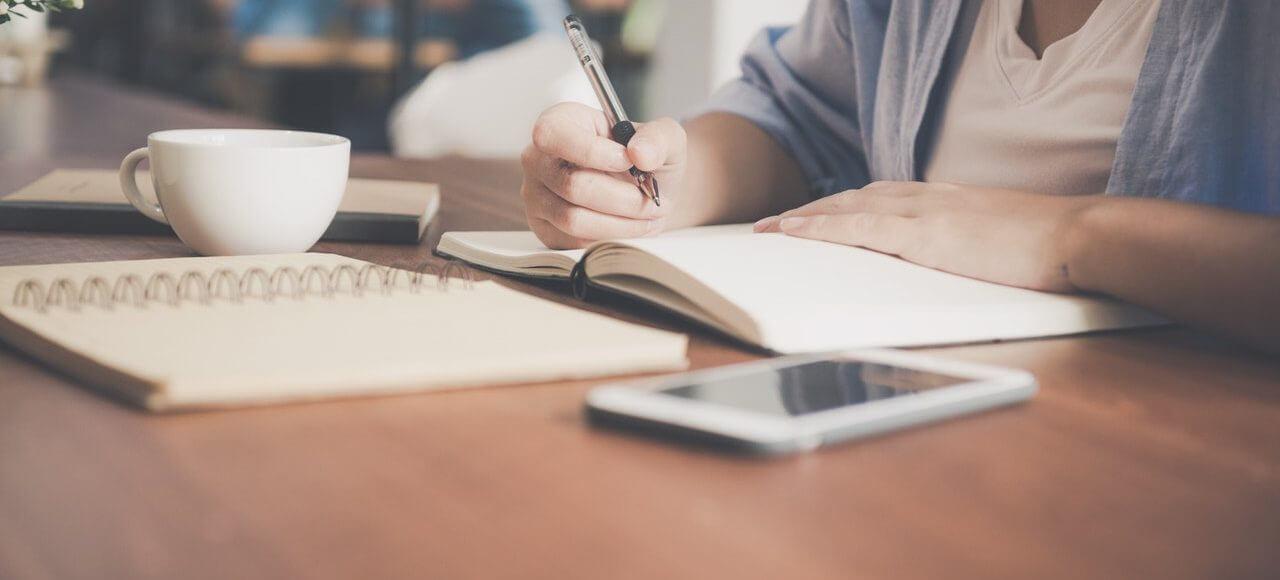 Praca z długopisem